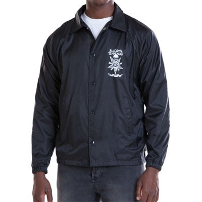 Obey Suicidal Tendencies Coach Jacket