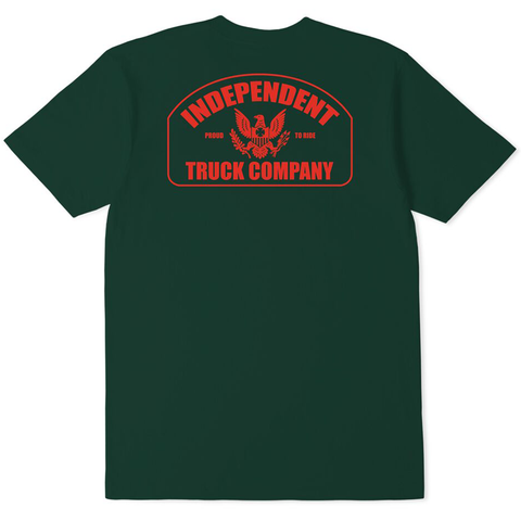 Independent Captain Tee Forest