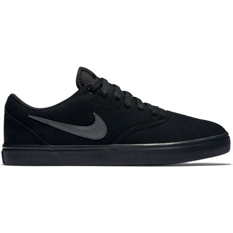 096622a4706 Nike Sb Check Solar Canvas Black Anthracite