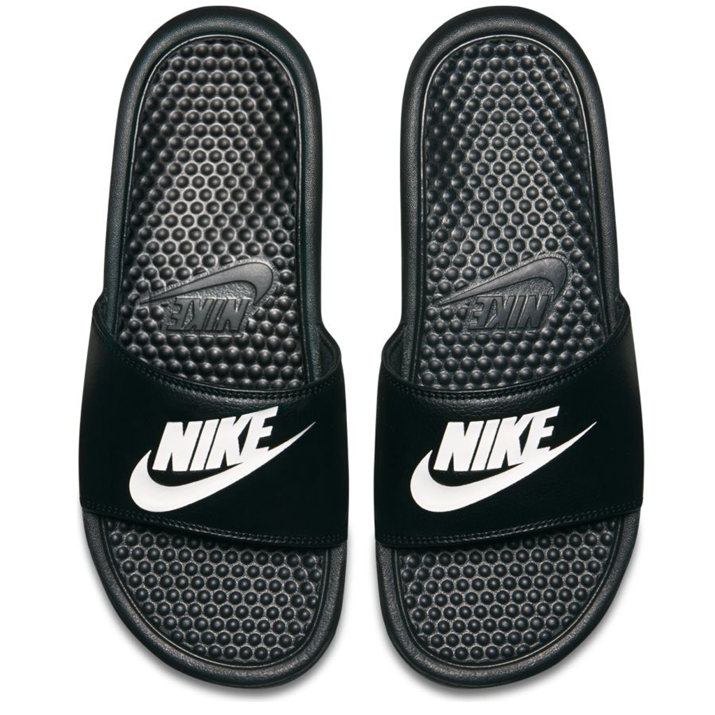 Nike Benassi JDI Slide Black / White