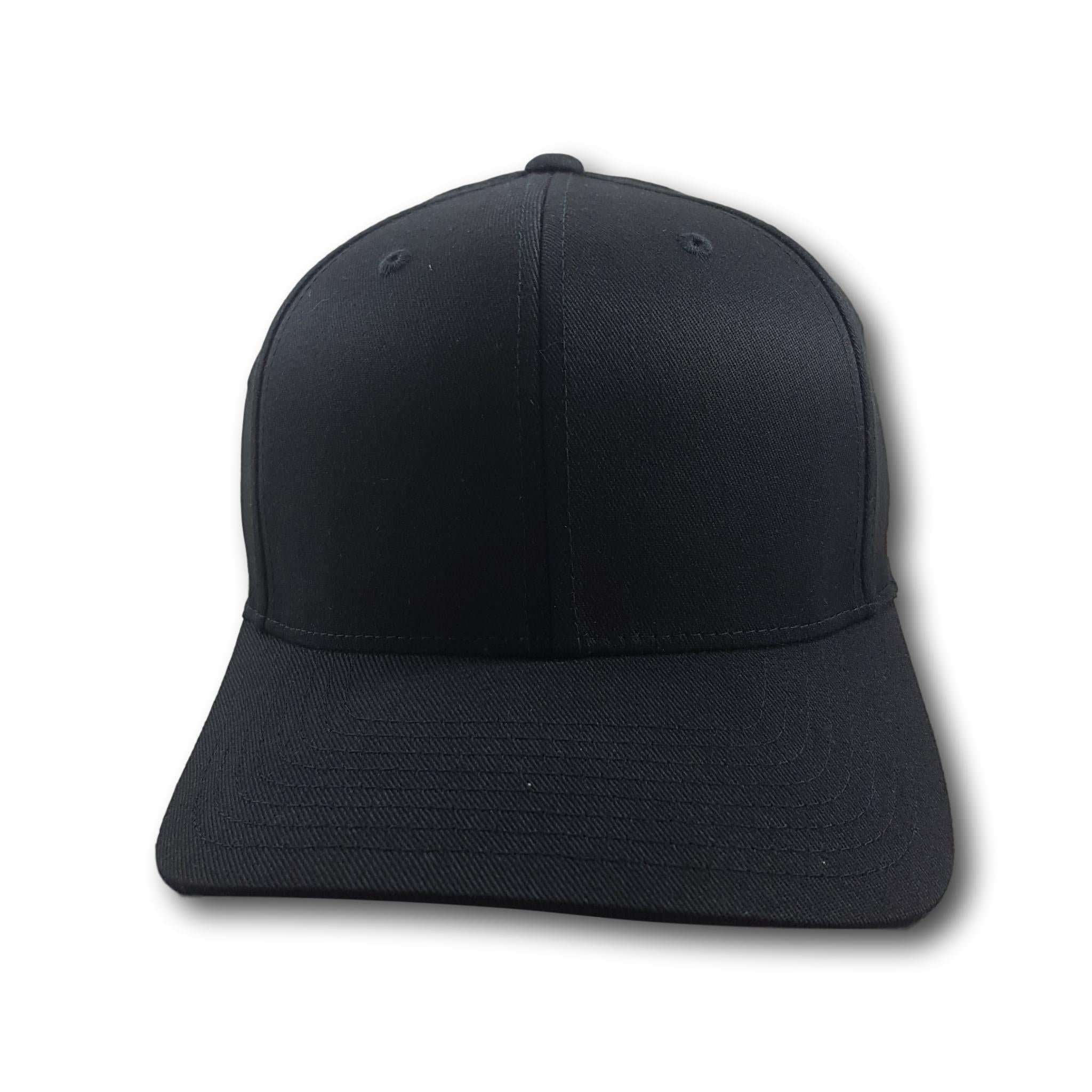 7677fe1c0f4b Flexfit Worn By The World Fitted Cap Black Gold
