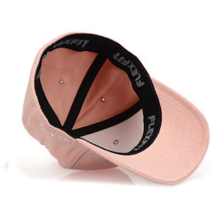 Flexfit Worn By The World Cap Greyish Pink