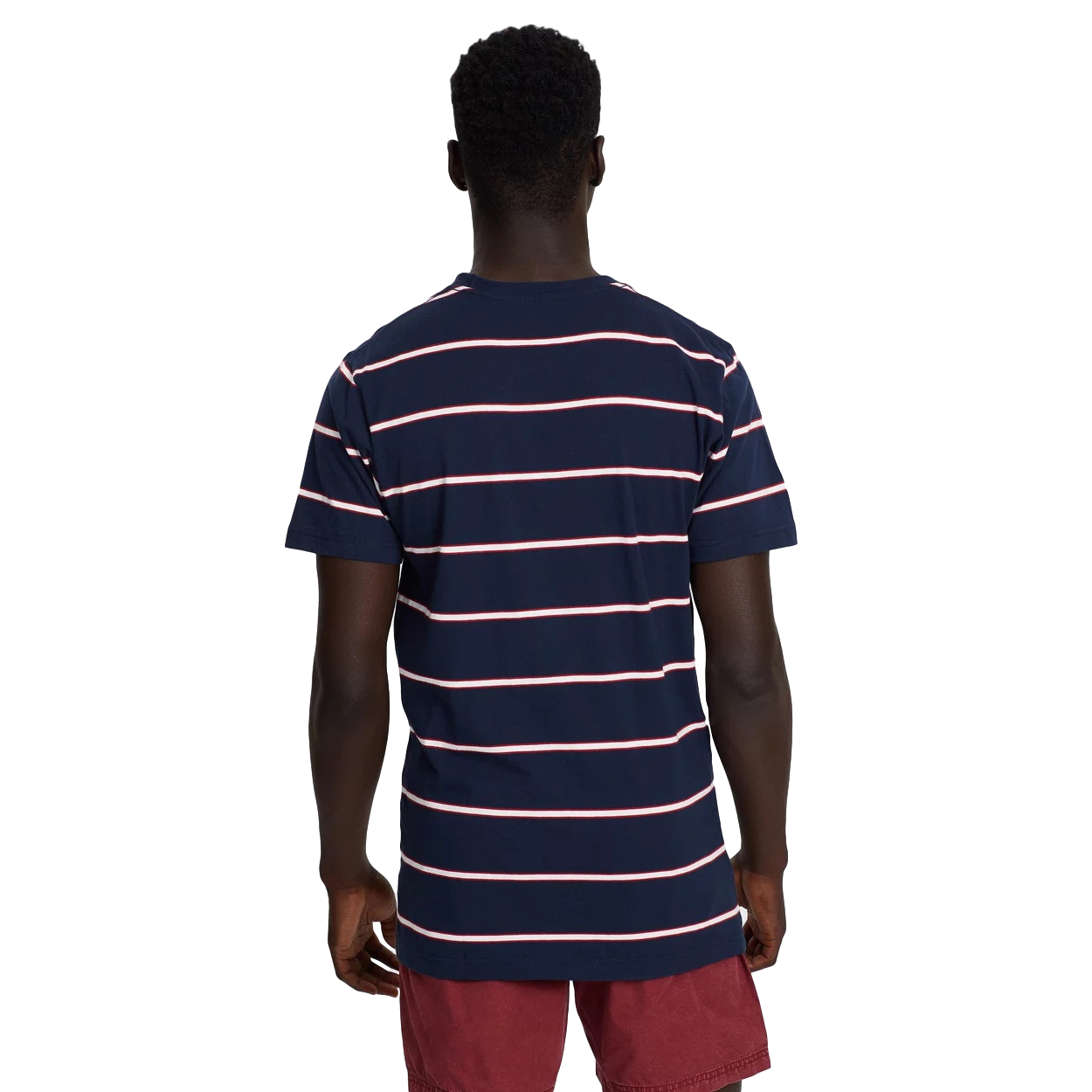 Santa Cruz Wandering Stripe Tee Midnight
