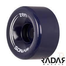 Radar Zen Wheels 62mm 85a 4 Pack