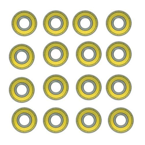 Kwik Abec 9 Bearings 16 Pack