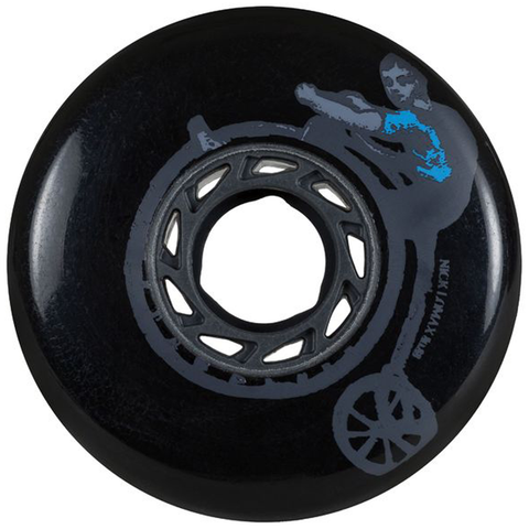 Undercover Wheels Nick Lomax 2nd Edition Circus 80mm 88a 4 Pack