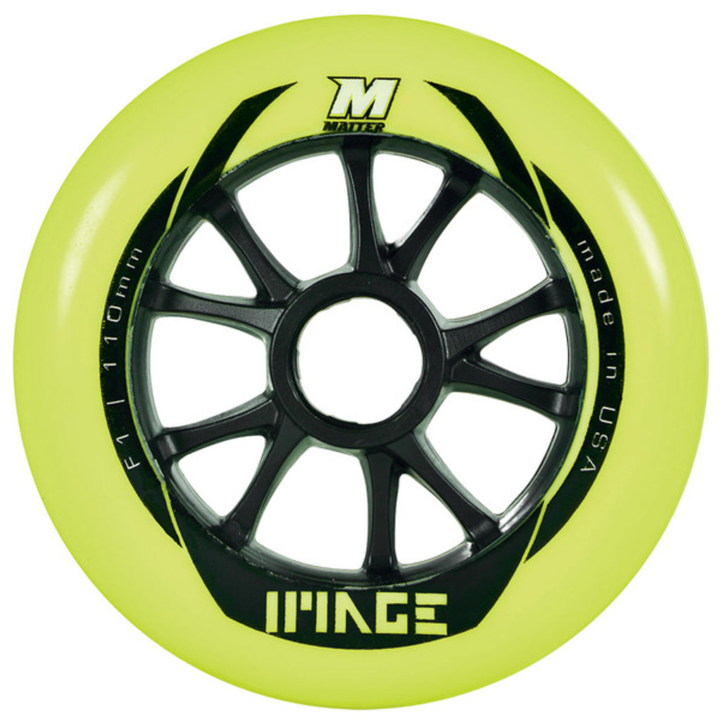 Matter Inline Wheels 8 Pack