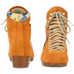 Moxi Lolly Clementine Orange Boots