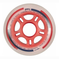 Powerslide F1  Combo Wheel Set 8 Pack