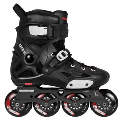 Powerslide Imperial One Black Crimson Inline Skates