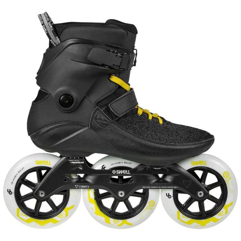 Powerslide Swell Black City Inline Skates - 125mm