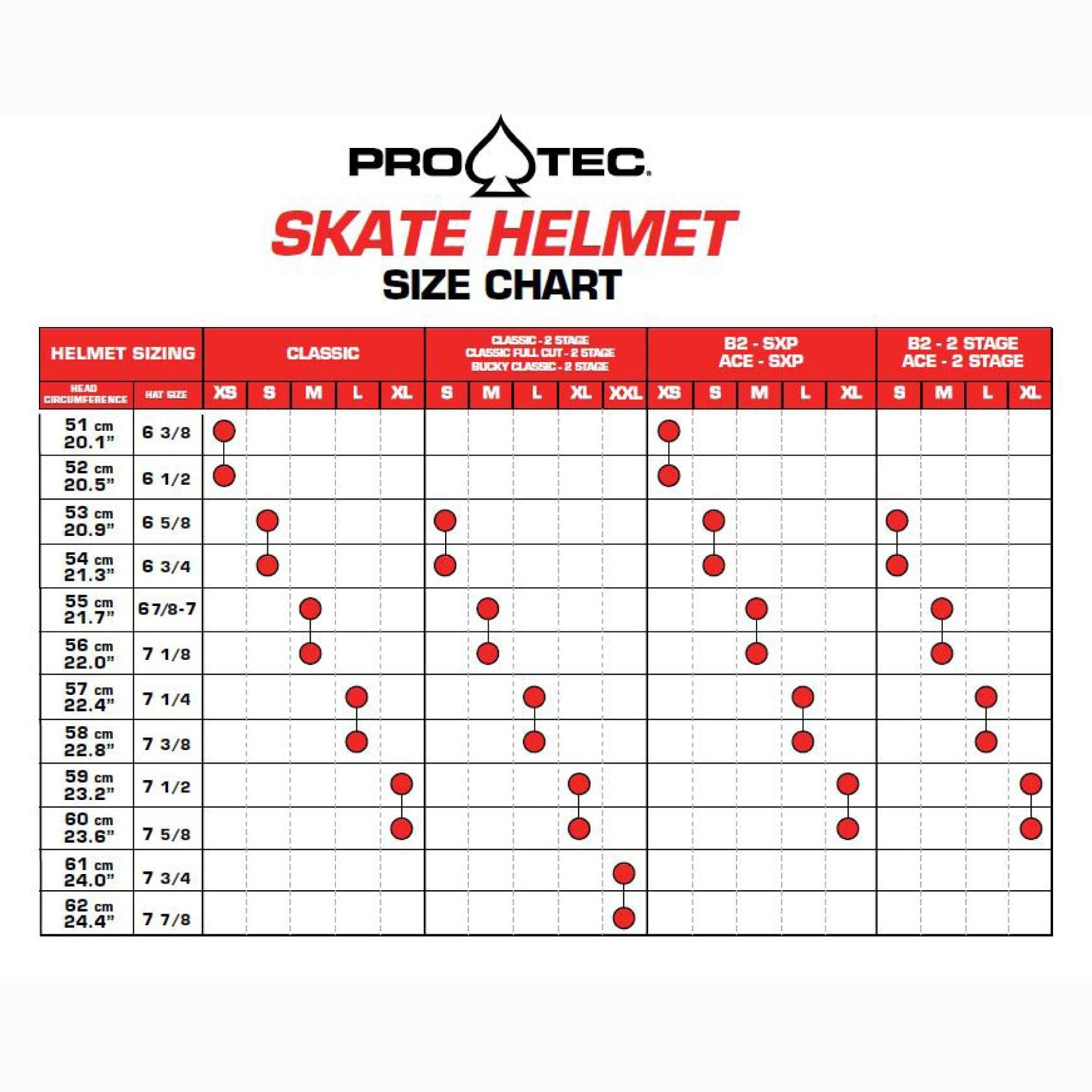 Pro-Tec Classic Skate Red Orange Fade