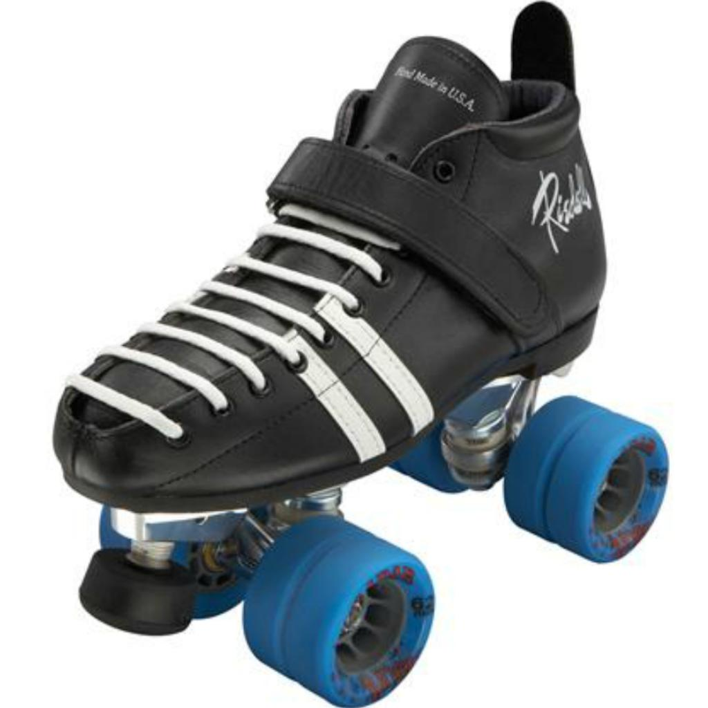 Riedell 265 Wicked Skate - Dynapro Plate