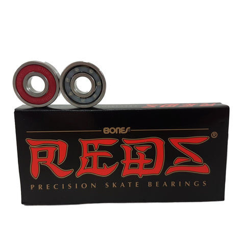 Bones Reds Bearings 8 Pack