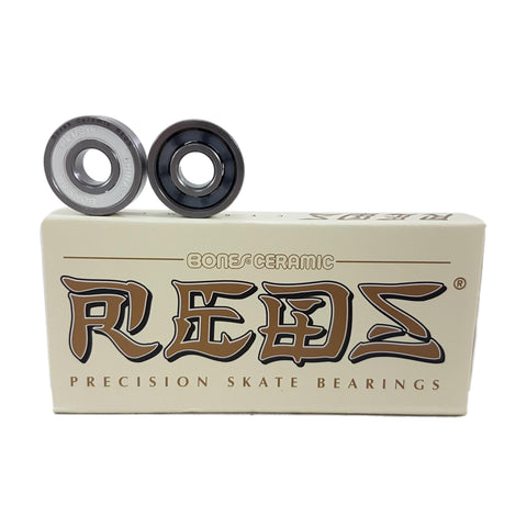 Bones Reds Ceramic Bearings 8mm