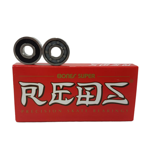 Bones Super Reds Bearings 8 Pack
