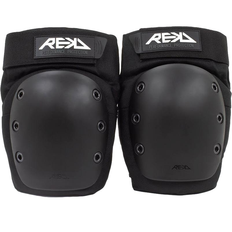 REKD Ramp Knee Pads Black