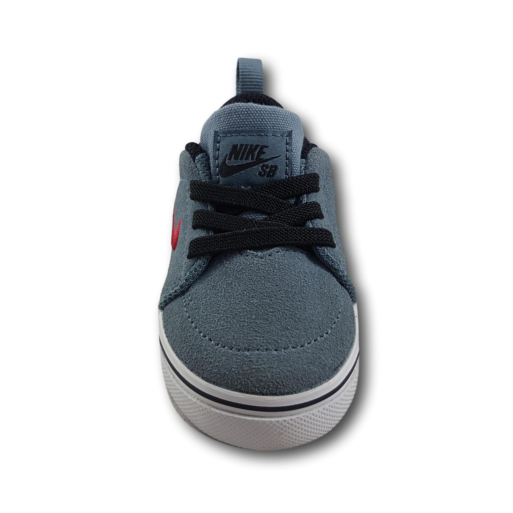Nike SB Satire Toddler Blue Graphite/Gym Red