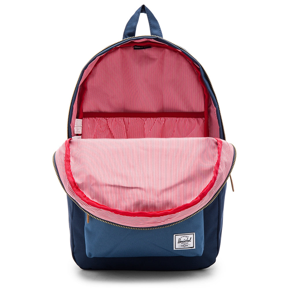 Herschel Settlement Mid-Volume Backpack Navy/Captain Blue