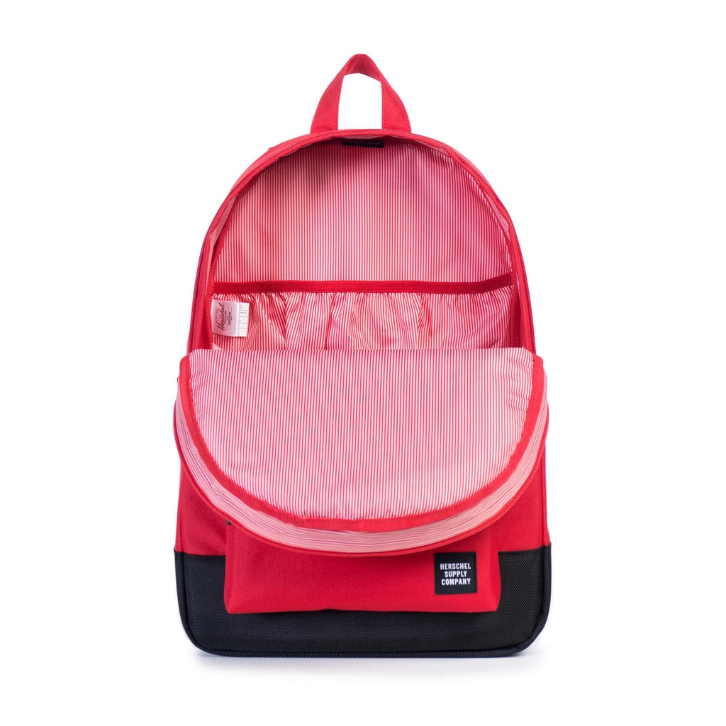 Herschel Settlement Red/Black