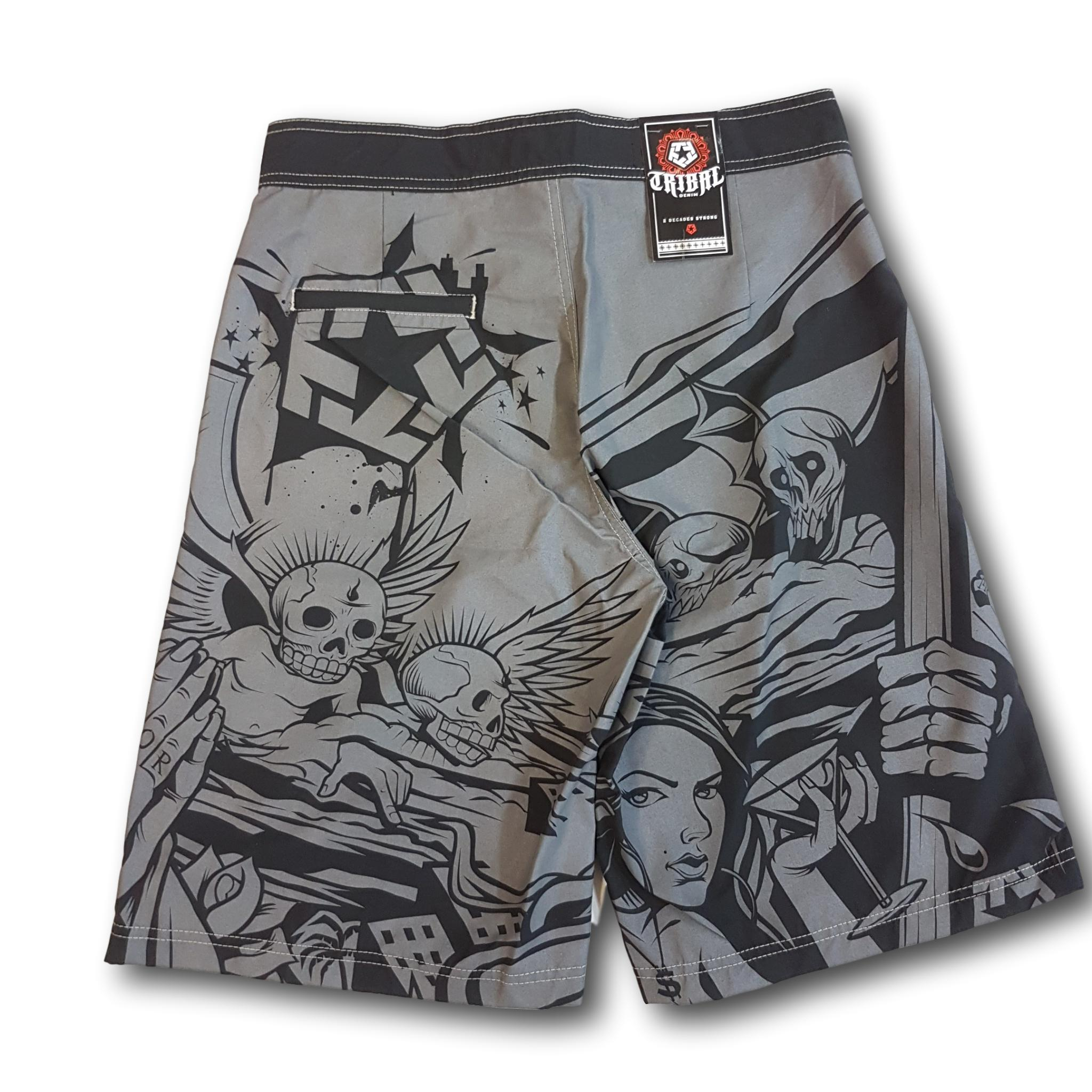 Tribal Sinner Boardshort