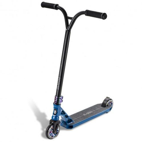 Slamm Scooters Assault III Blue Scooter