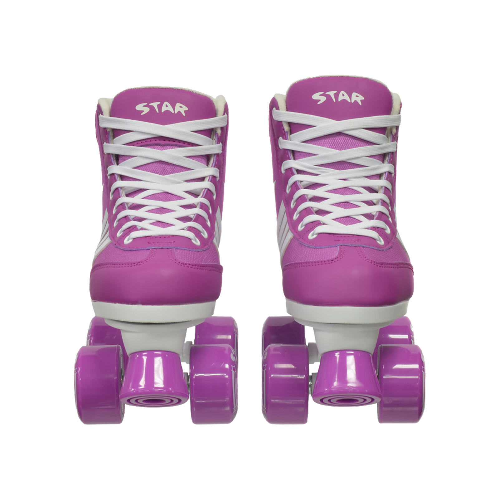 Epic Quad Star Pegasus Purple Roller Skates