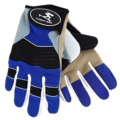 TimeShip Freeride Gloves Blue
