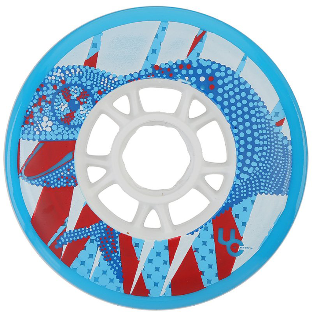 Undercover Wheels Chameleon 90mm 86a Blue (each)