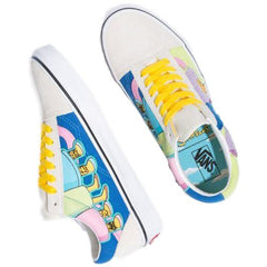 Vans Old Skool x The Simpsons x The Bouviers
