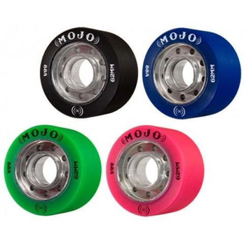 Radar MoJo Wheels 62mm 88a 8 Pack