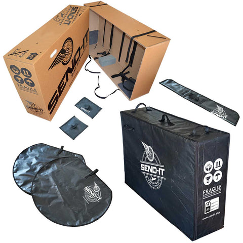 Complete Bike Box and Bag