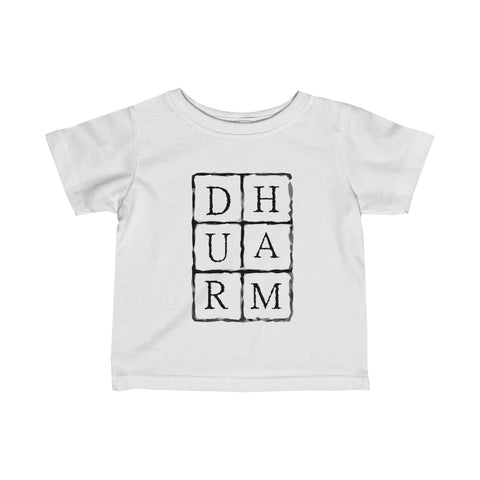 Durham Block Letters - Infant's T-Shirt