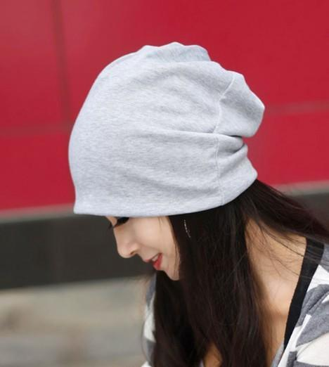 Women's Ponytail Friendly Beanie