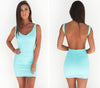 Backless Spring and Summer Dress - HEATHLEAF