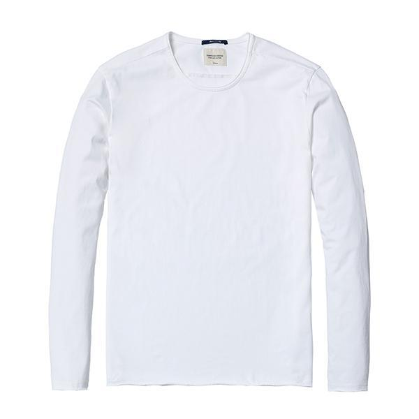 Men's Cozy Long Sleeve Tee - HEATHLEAF