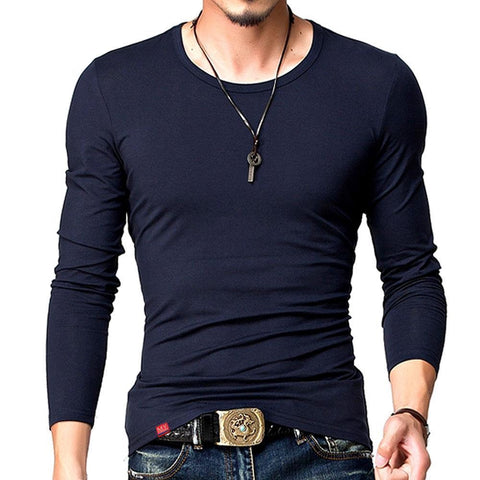 Men's Cozy Long Sleeve Tee