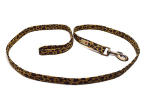 "Organic Cotton Leash in ""Wild Thing"""