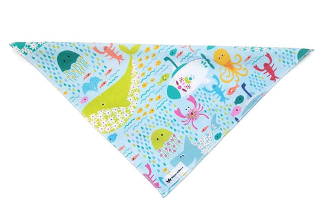 Folded Square Bandana