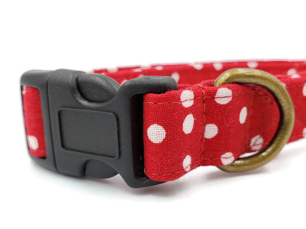 "Organic Cotton Collar in ""Lucy"""