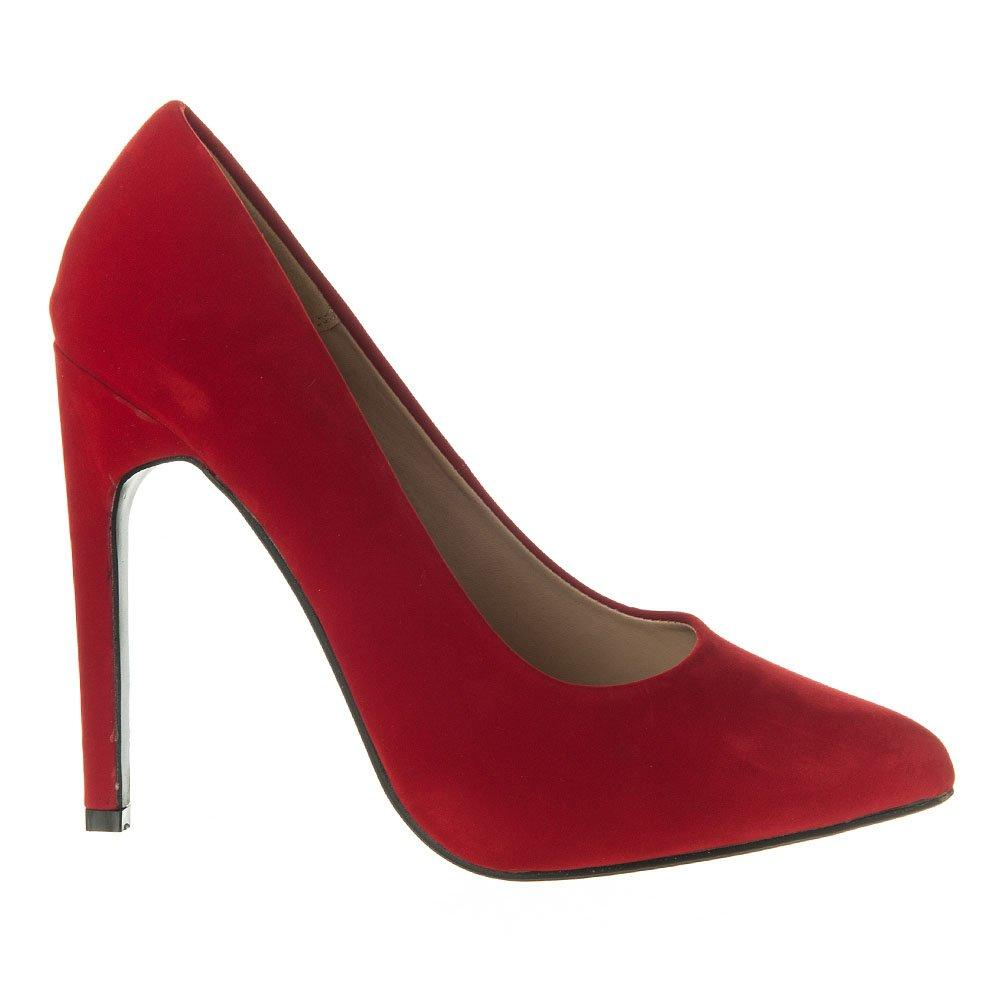 High Heel Classic Pointed Court Shoe