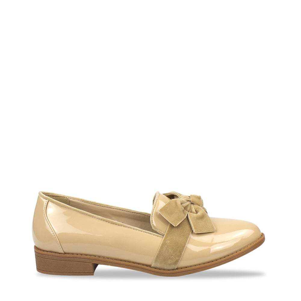 Debrah Bow Trim Loafer