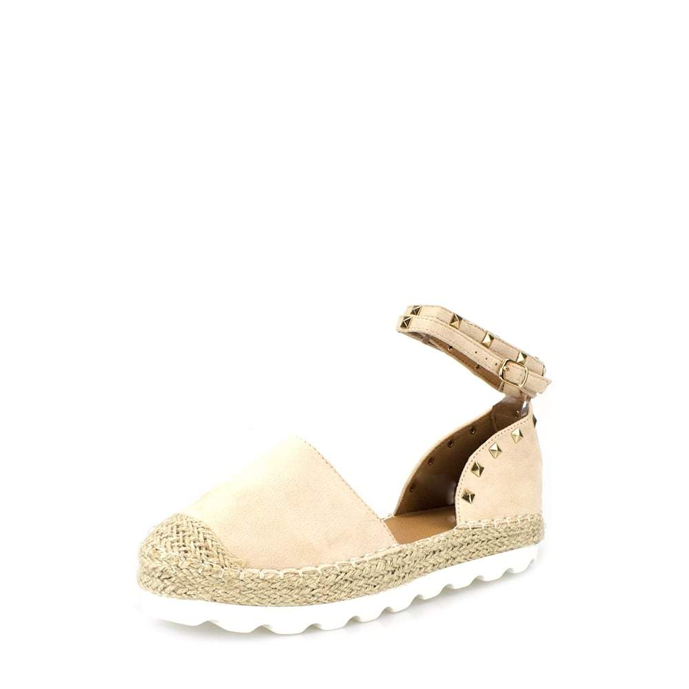 Morgan Ankle Strap Espadrille Shoe