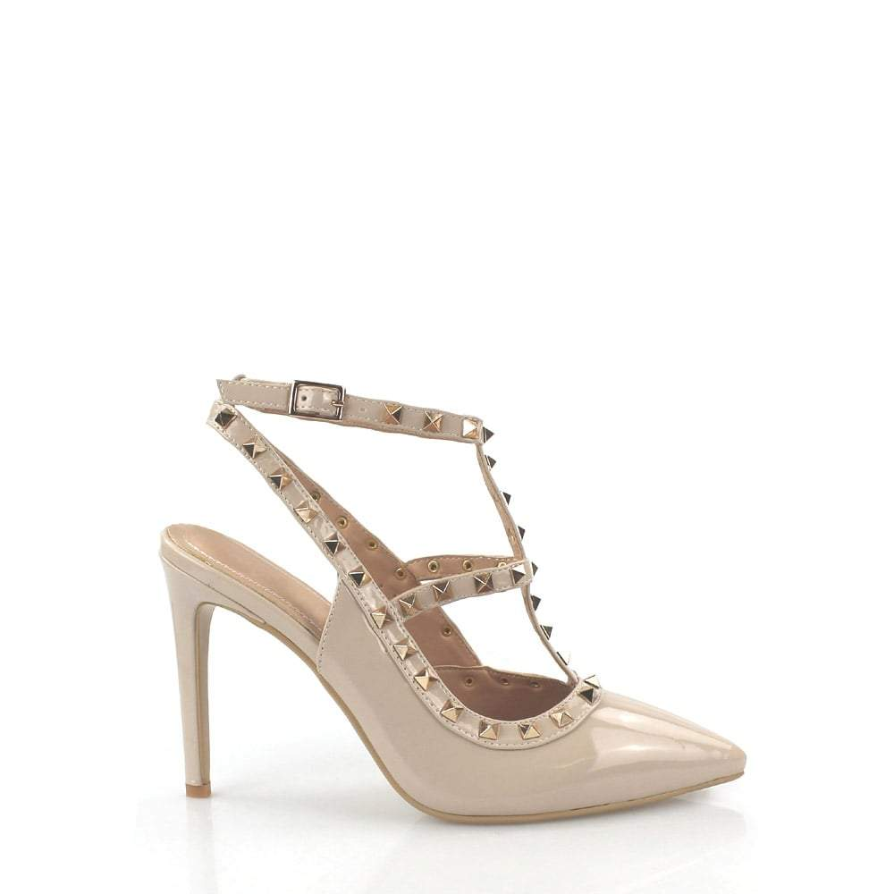 Innocent Rock Studded Strappy Court