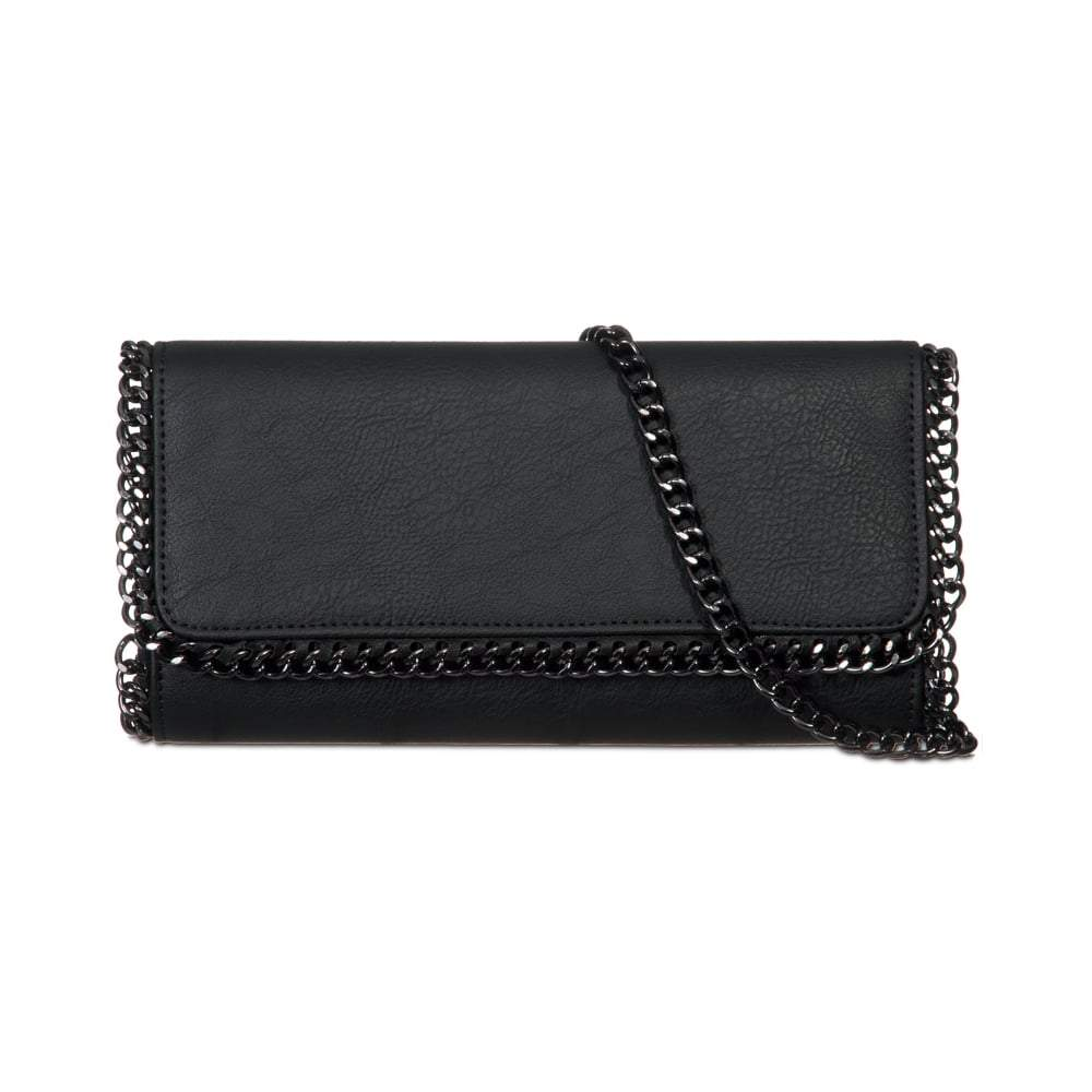 Clutch With Links Edged Trim
