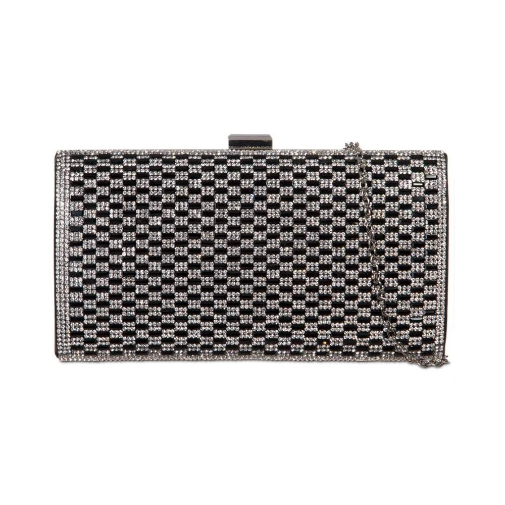 Gabrielle Diamante Clutch Bag