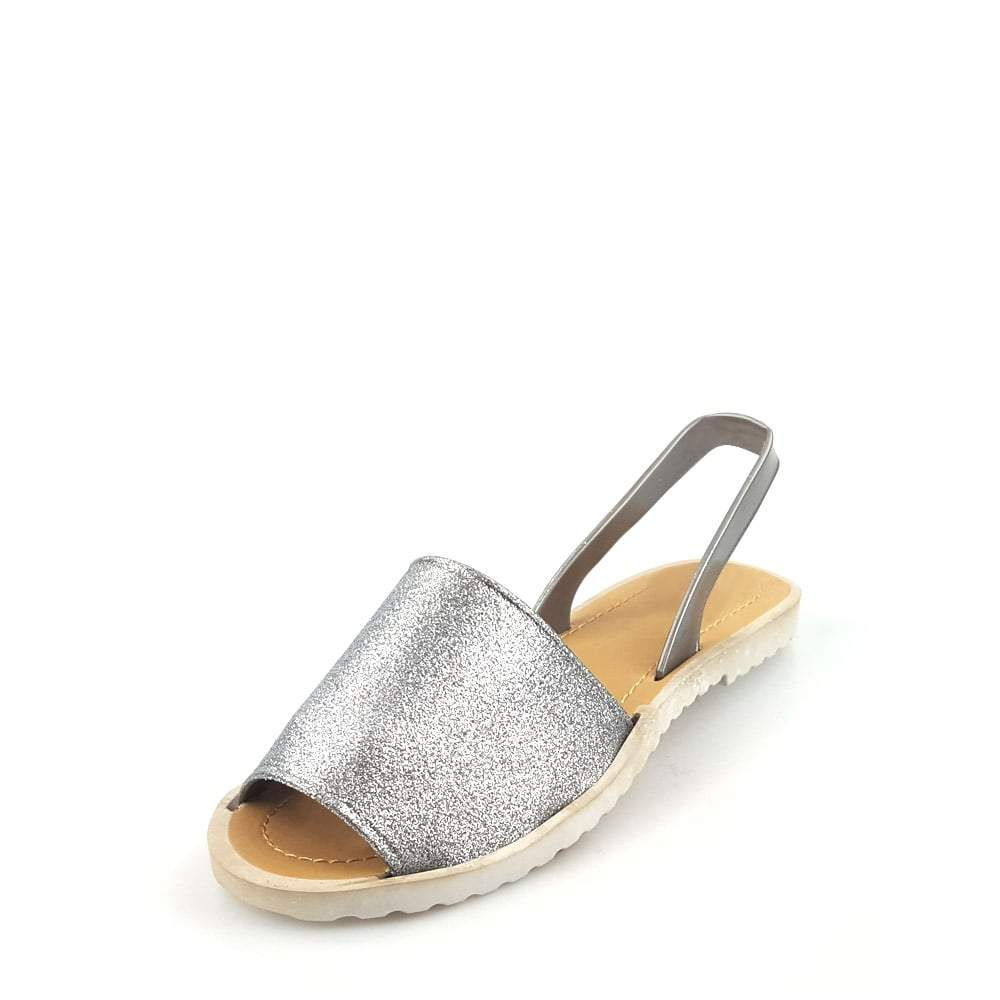 Kammi Open Toe Sling Back Sandal