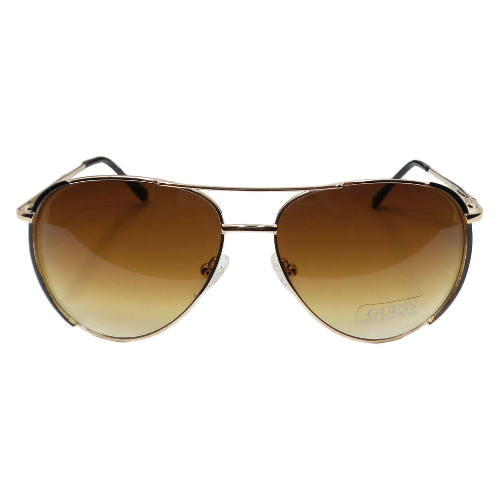 GUESS  WOMEN'S GF02676032F AVIATOR SUNGLASSES