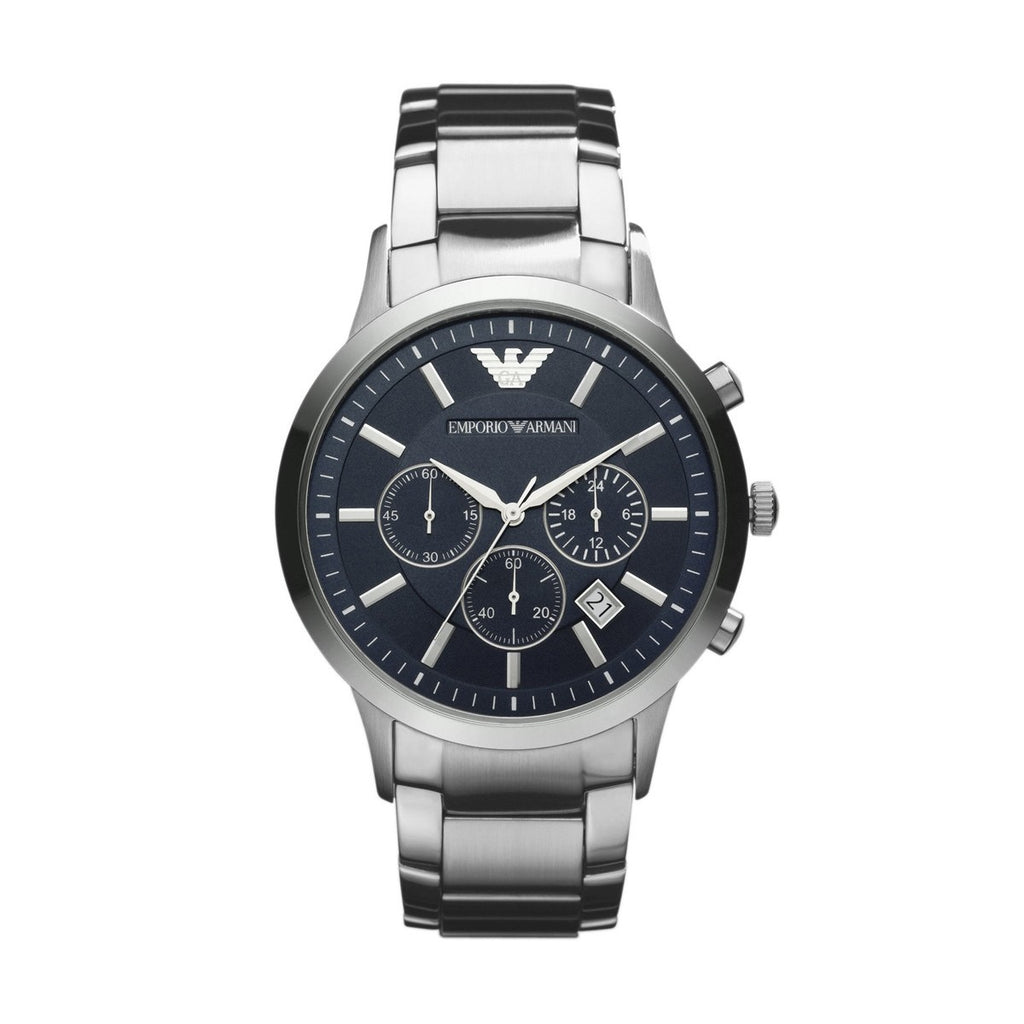 Emporio Armani AR2448 Men's Chronograph Stainless Steel Watch