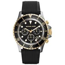 Michael Kors Black Everest Watch MK8366